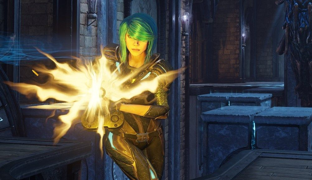 Quake Champions just nerfed every damage dealing ability
