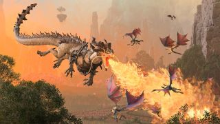 Total War: Warhammer 3 Grand Cathay faction
