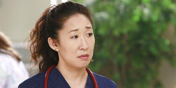 Sandra Oh Cristina Yang Grey's Anatomy ABC