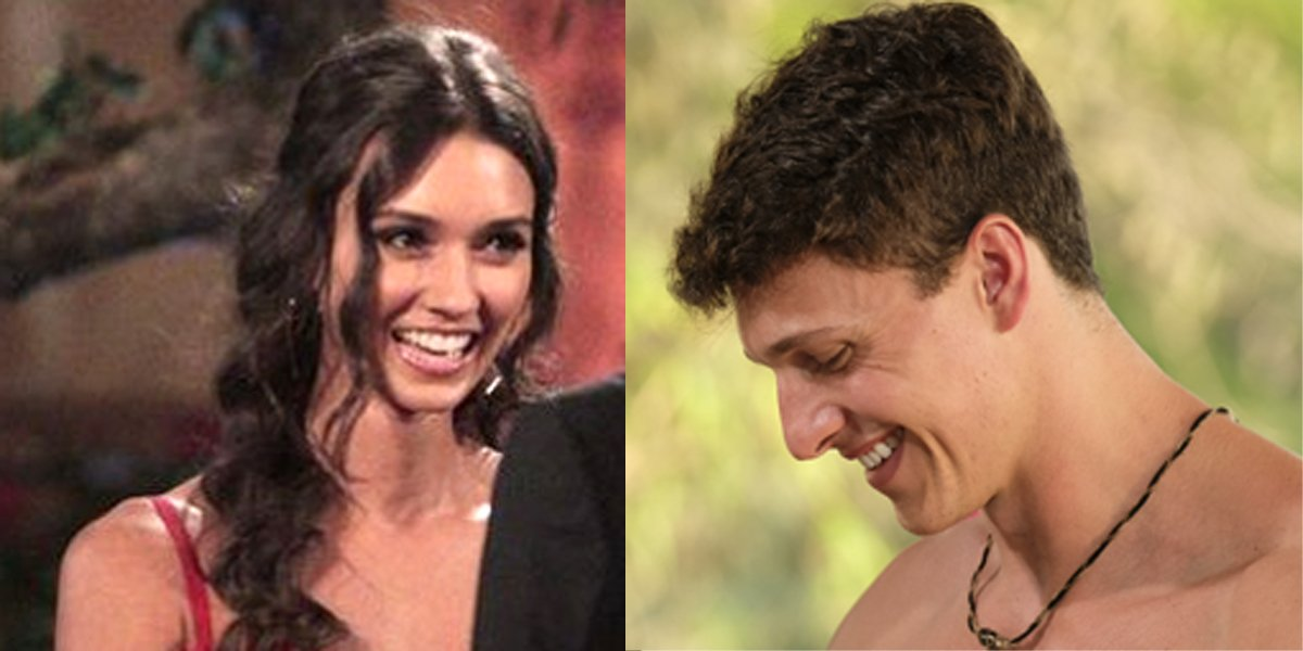 The Bachelor Whitney with Nick, Bachelor in Paradise 2019 Connor S. ABC