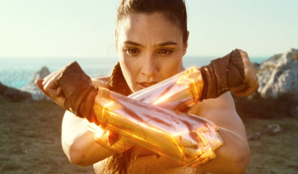 Wonder Woman Diana Prince Bracelets of Submission