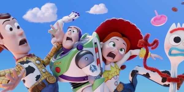 Toy Story 4, Disney Pixar