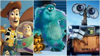best Pixar movies