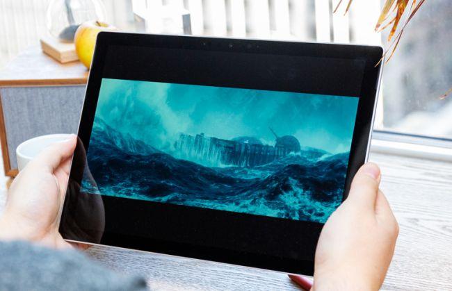 بررسی ماکروسافت Surface Pro 7 1
