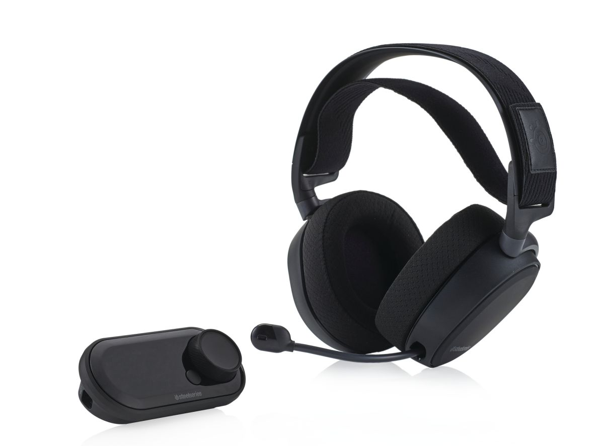 SteelSeries Arctis Pro + GameDAC headphones review