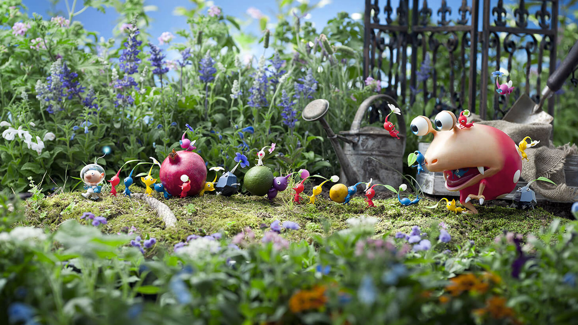 Pikmin 3 Deluxe review: