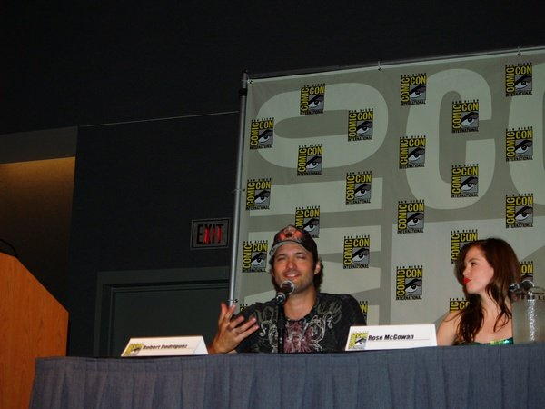 Comic Con: Red Sonja Panel In Detail #152
