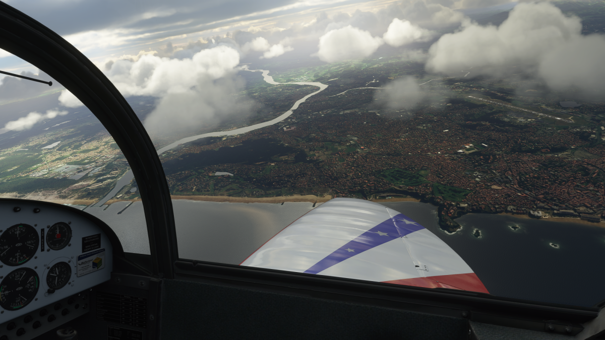 If you thought Flight Simulator was already realistic, wait until you see it in VR
