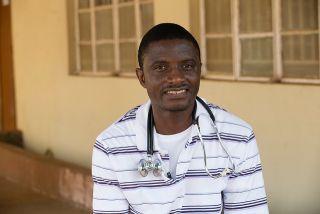 Ebola victim Martin Salia