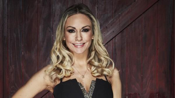 Celebrity Big Brother contestant Kristina Rihanoff