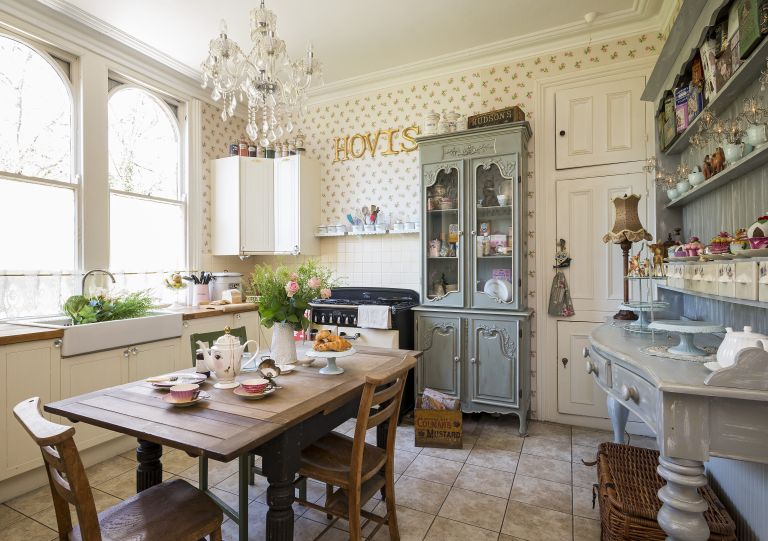 Great British Bake Off Helena Garcia's kitchen
