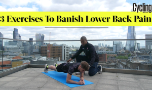 How to prevent back pain (video)