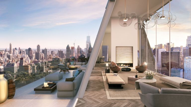 The most expensive apartment in NYC, which overlooks Central Park, has all ingredients for the post-pandemic housewarming party of the century