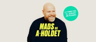 Det nye Mads og Monopolet: Mads og A-holdet på Podimo