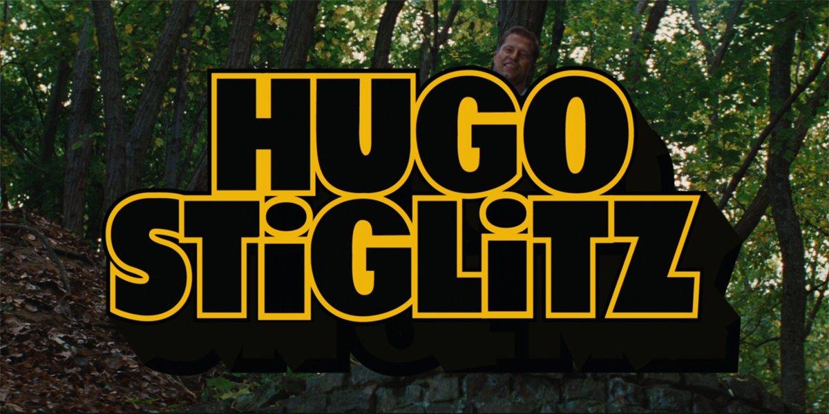 Hugo Stiglitz in Inglourious Basterds