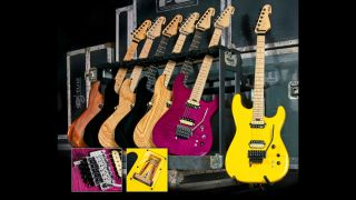 Fu-Tone has launched a line of FU PRO guitars