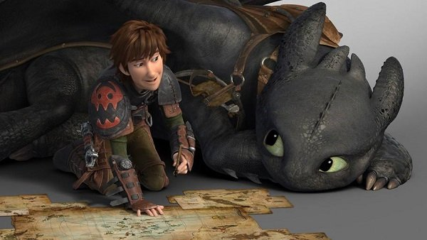 how to train your dragon stills