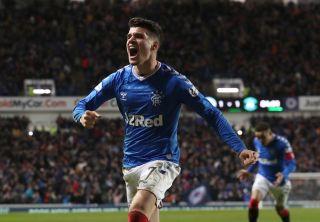 Rangers v Hibernian – Ladbrokes Scottish Premiership – Ibrox Stadium