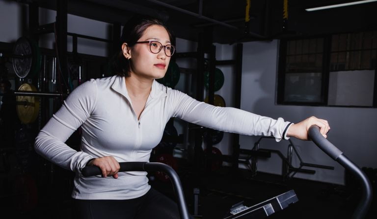 Elliptical machine workouts are great, but how do they benefit your back?