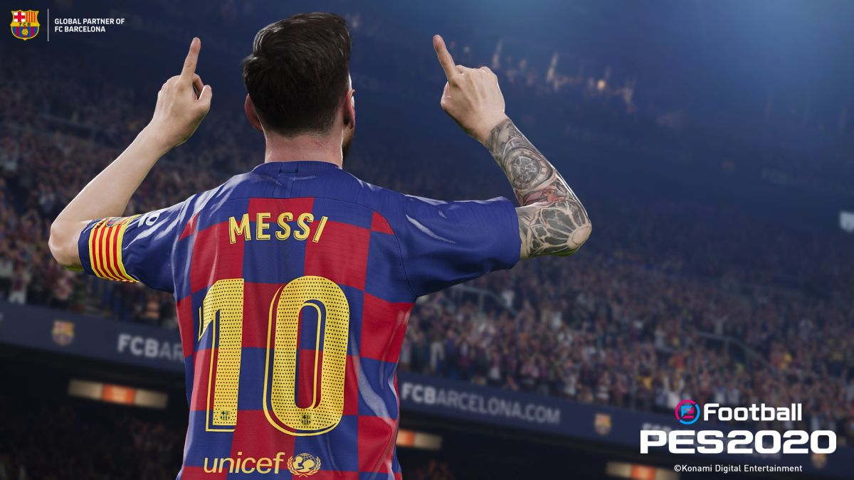 eFootball PES 2020 hands-on proves mixed news for die-hard
