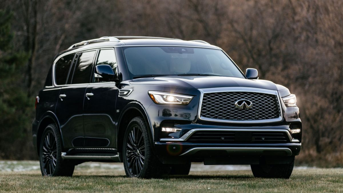 Why the 2019 Infiniti QX80 is a rolling entertainment ...