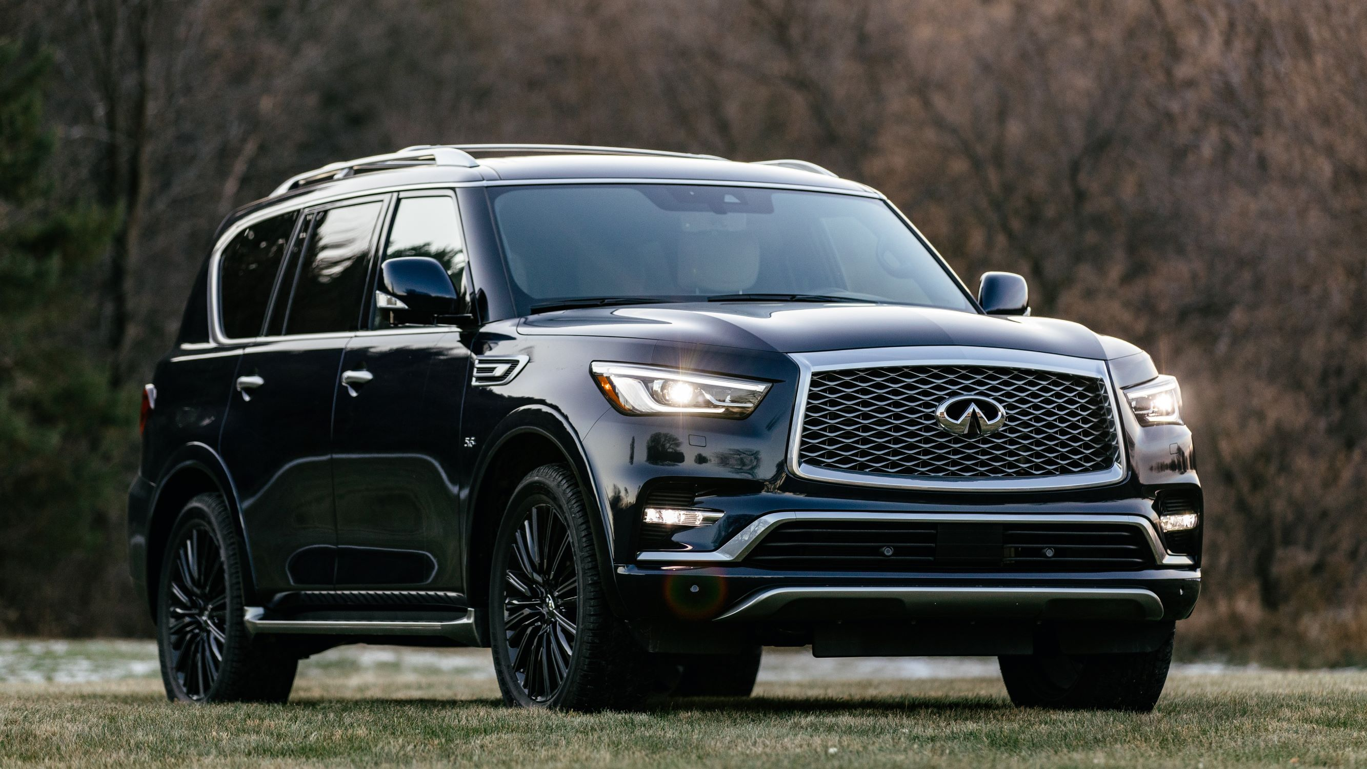 Why The 2019 Infiniti Qx80 Is A Rolling Entertainment Playground