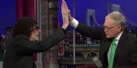 Howard Stern Apologizes To David Letterman Over Past Feud