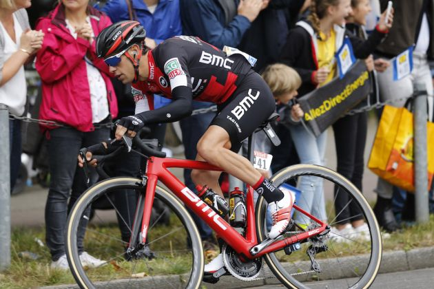 Richie Porte Conscious And Asking For His Helmet And Glasses After