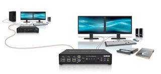 Matrox Graphics Introduces Avio F125 Dual Video KVM Extender