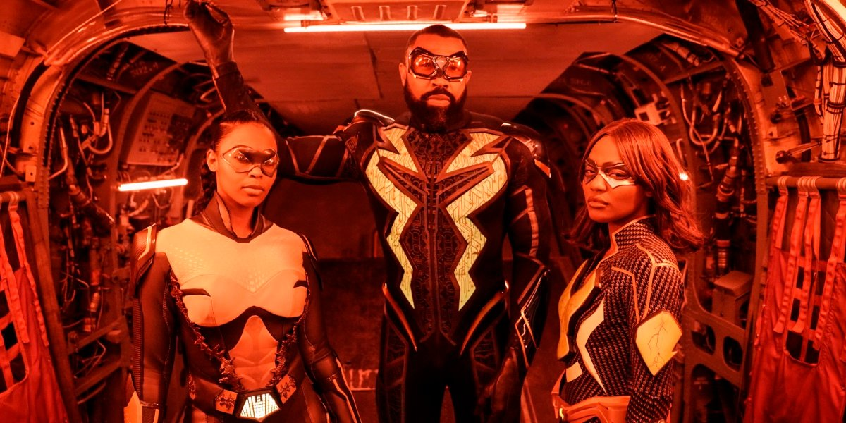 Black Lightning Is Cancelled At The CW, But It's Not Over Yet