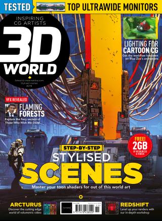 3D World 278