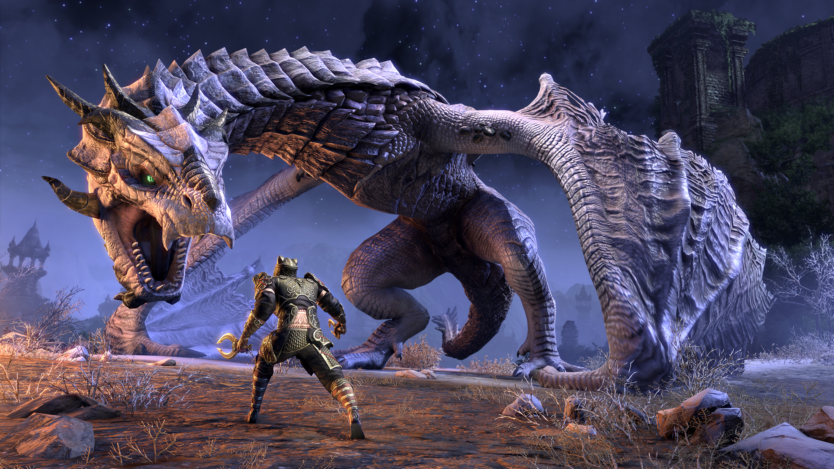 The Elder Scrolls Online: Elsweyr's dragons aren't nearly as