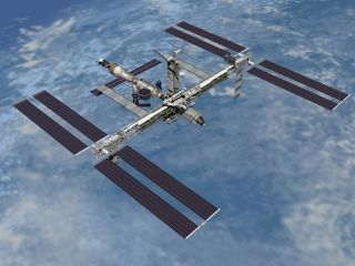 Space Station Primed to Unfold New Radiators