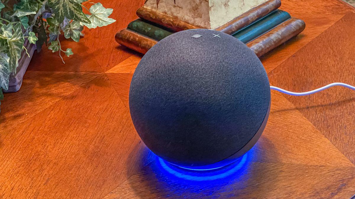 Your Amazon Echo speaker is getting an update that matters – TechRadar