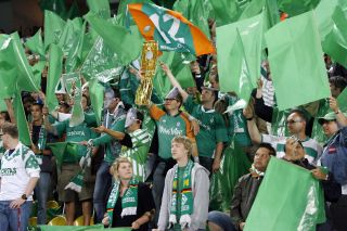 Soccer – UEFA Cup Final – FC Shakhtar Donetsk v Werder Bremen – Sukru Saracoglu Stadium