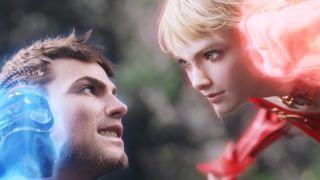 Final Fantasy 14 Stormblood opening cinematic