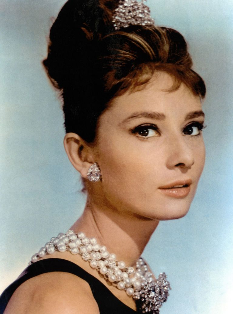 Audrey as Holly in Breakfast at Tiffanys