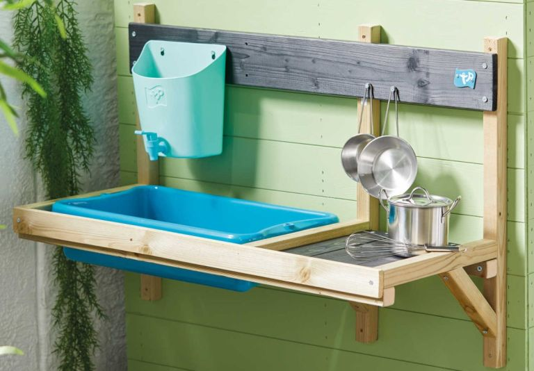 Aldi garden buys mud kitchen