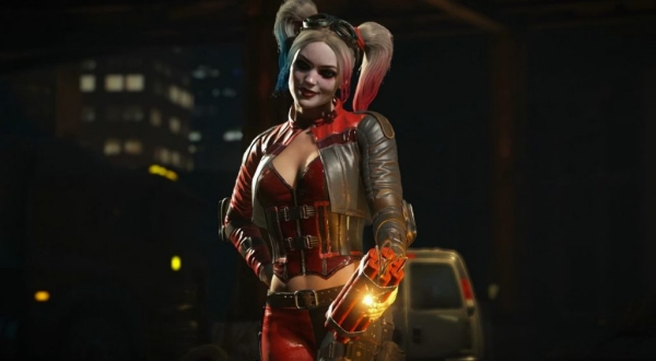 Injustice 2 Microtransactions