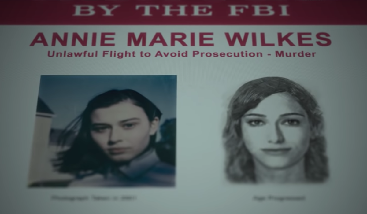 annie wilkes wanted poster castle rock season 2