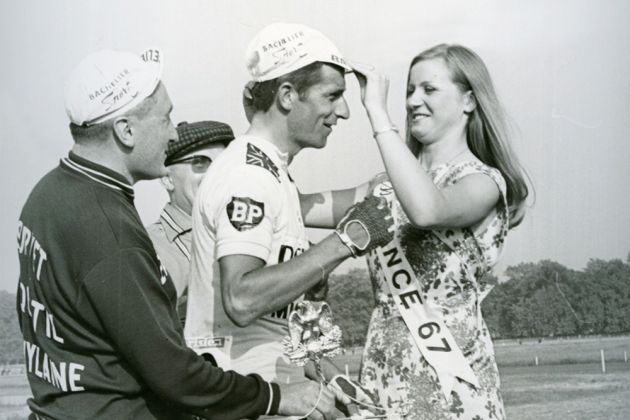 tdf1967 Tom Simpson casquette_Cycling Weekly Archive