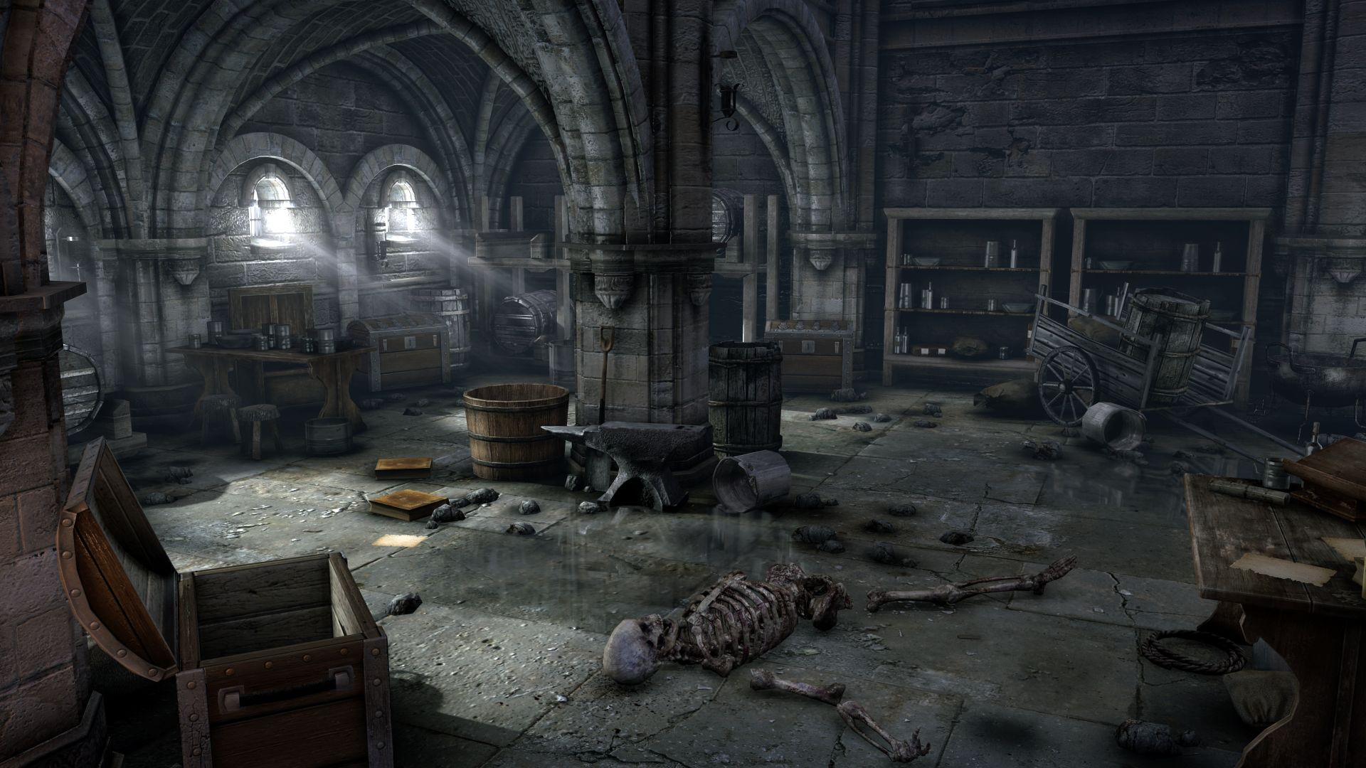 Dead Island Studio Announces Hellraid #26534