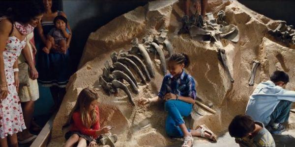 Jurassic World Fossils