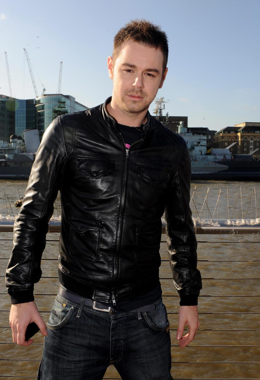 I've given up partying, says Danny Dyer