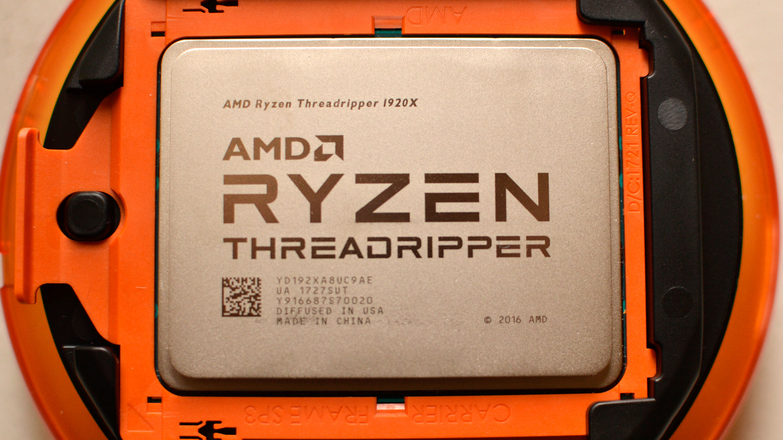 The AMD Ryzen Threadripper 1950X and 1920X Review | PC Gamer