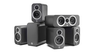 Q Acoustics 3010i 5.1 Cinema Pack review