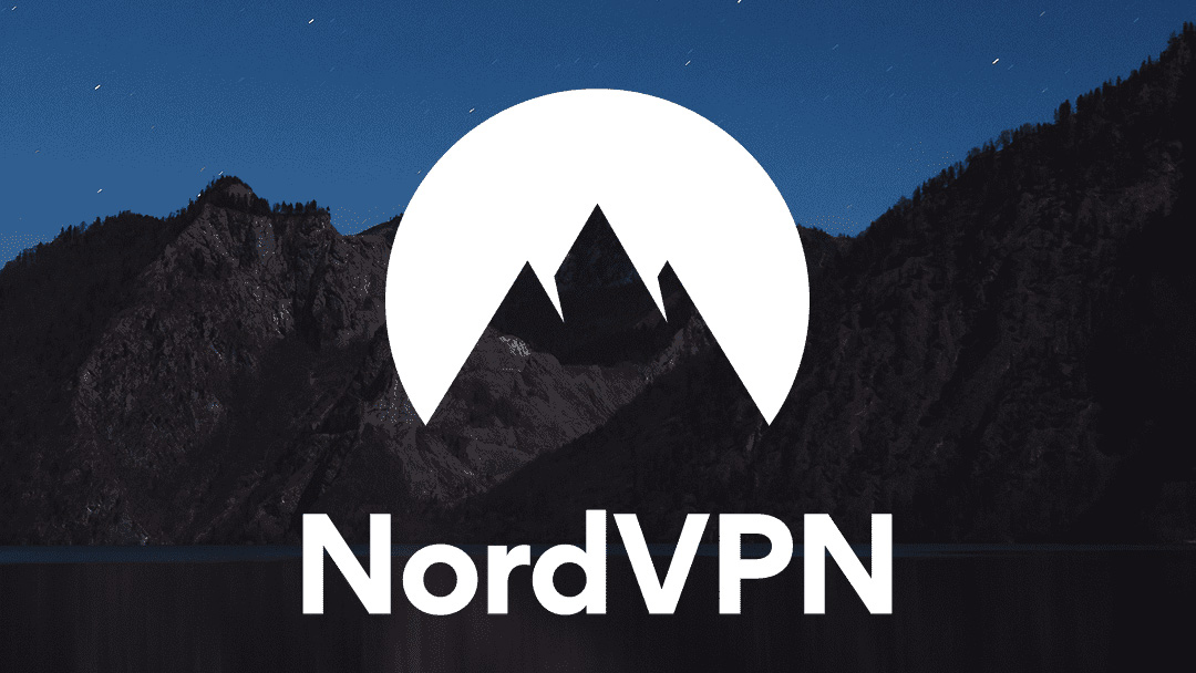 The best VPN service: NordVPN logo