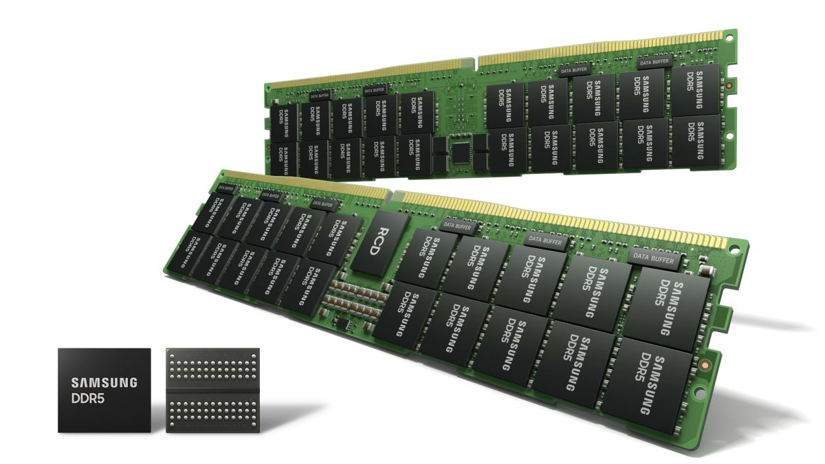 Samsung's 'extreme ultraviolet' RAM is set to be super-fast – but when's it coming to PCs?