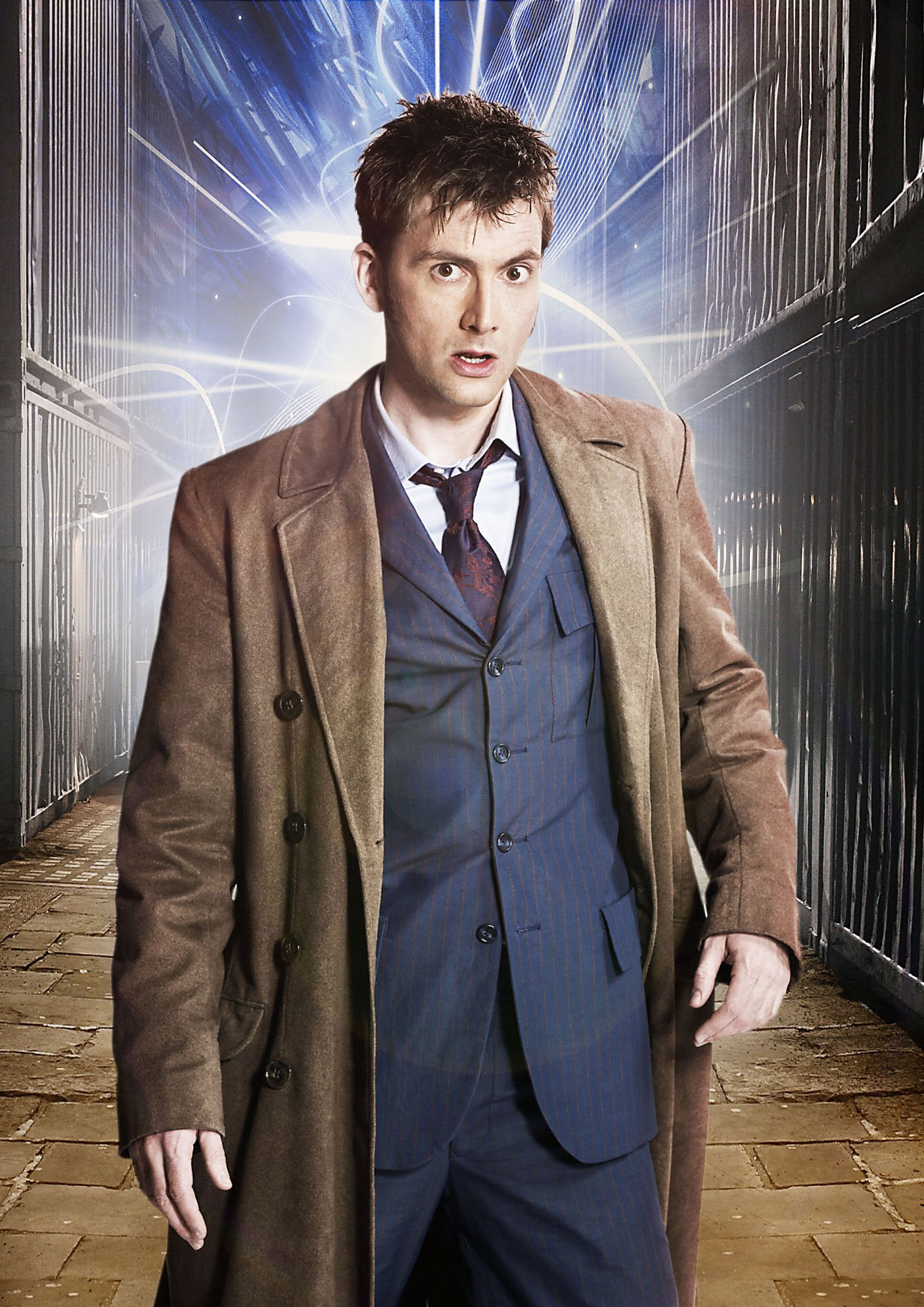 New Doctor has 'got the right idea', says Tennant