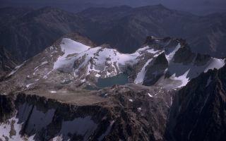 North Cascades National Park Service Complex